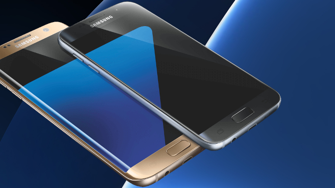 The Samsung Galaxy S7 Edge, exclusively from Etisalat!